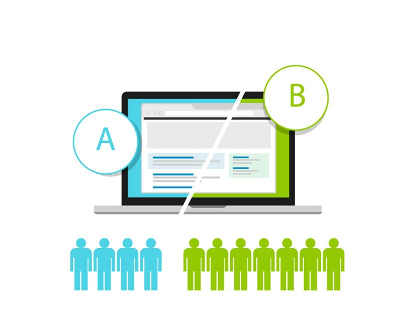 A/B Test: Cosa sono e come utilizzarli in una strategia CRO & UX